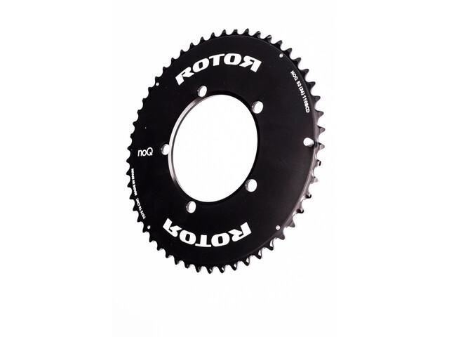 Rotor NoQ-Ring Kettingblad Aero, black